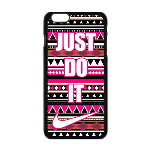 NIKE JUST DO IT PINK PATTERN IPHONE 6S PLUS CASE #UnbrandedGeneric