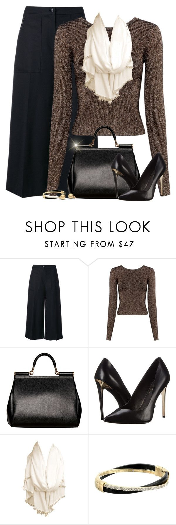 """""""Keeping it simple!"""" by houston555-396 ❤ liked on Polyvore featuring Kenzo, A.L.C., Dolce&Gabbana, Rachel Zoe, Coast and Michael Kors"""