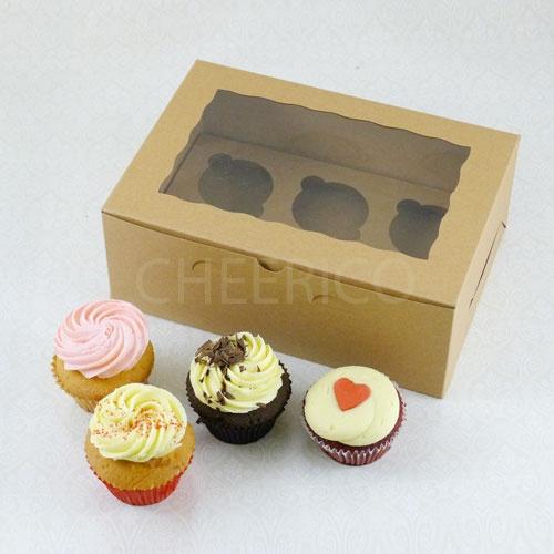 Decorative Bakery Boxes Fair 13 Best Cupcake Boxes Images On Pinterest  Cupcake Boxes Box Design Ideas
