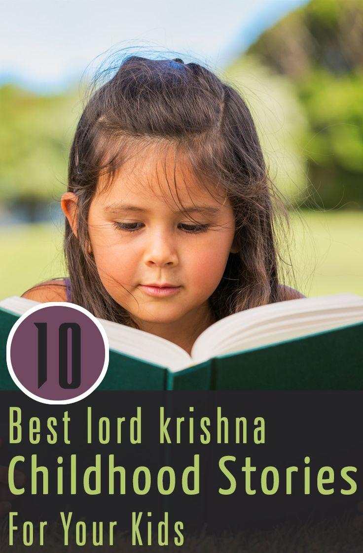 10 Best Lord Krishna Childhood Stories For Your Kids #WinatomAddmefastBot