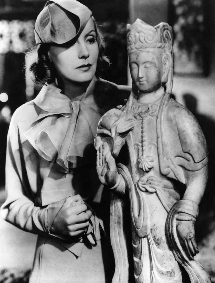"""Кадр из фильма """"Разрисованная вуаль"""" (The Painted Veil, 1934) #kinopoisk"""