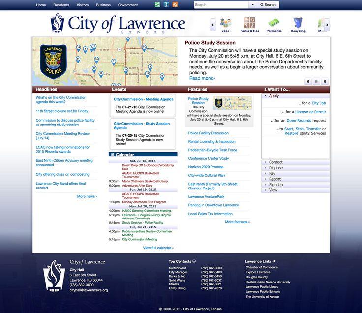 City of Lawrence, KS | by NAGW