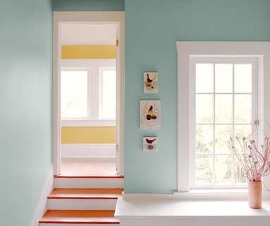 No-VOC paint from Yolo Colorhouse is eco-friendly and perfect for Earth Day.: Glasses, Paint Colors, Coloring, Colorhouse Eco Friendly, Leaves, Color Style Ideas, Colorhouse Paint, Glass Paint