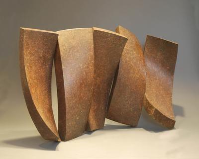 Frank Morbillo    a Running Dialog   Matthews Gallery