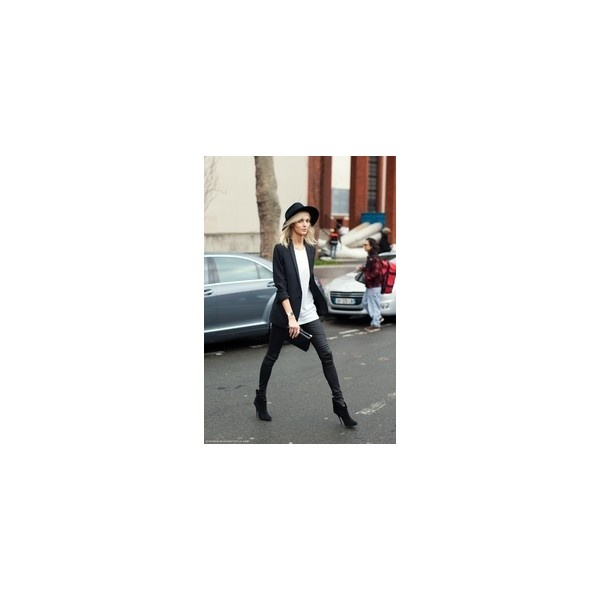 street chic vogue - via Polyvore