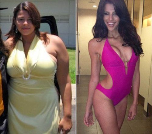 girls losing weight 26 Ladies shedding the lbs. everywhere (31 Photos)