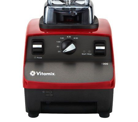 If you've always wanted a Vitamix blender, now is the time bring one home! Offered for a great value, the new Vitamix 6000 has impressive blending power like previous machines, plus the added ease of six fully automatic timer settings. You'll enjoy more consistent results from your favorite recipes--and walk-away convenience, too!<br><br>Just wait until you try it. Boasting an impressive 2.0 peak HP Galaxy Class motor and contoured stainless steel hammermill blades, this multifunctional…