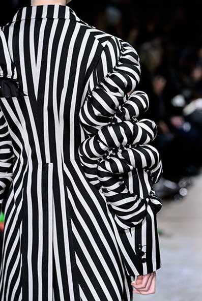 Famous Fashion Designers Who Use Stripes