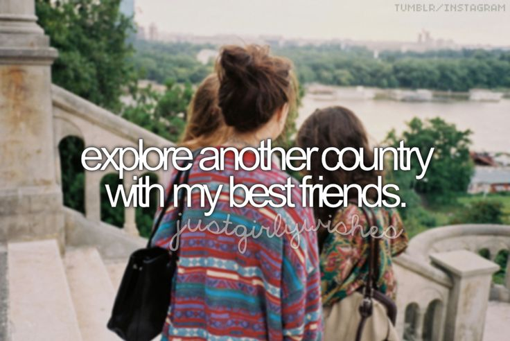 @Kritika Start the list of counties we should visit .