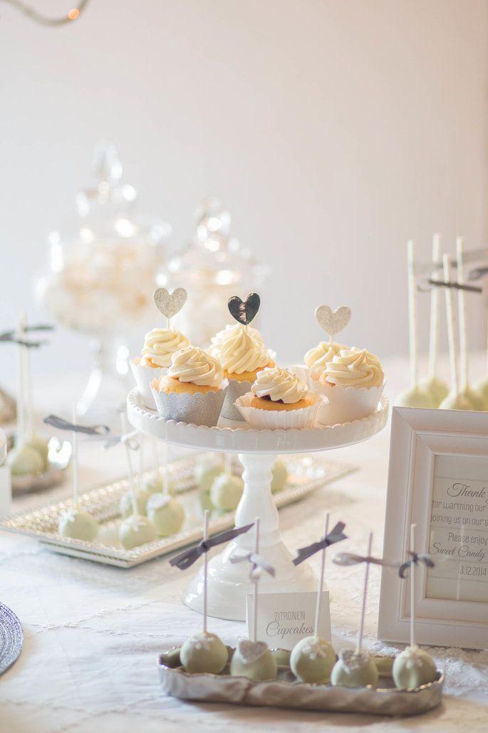 Leckere Torten, Cup Cakes und Cake Pops für Hochzeiten im Herbst und Winter: Sa …   – Winterhochzeiten