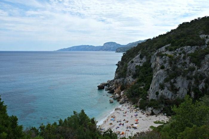 holiday in Sardinia