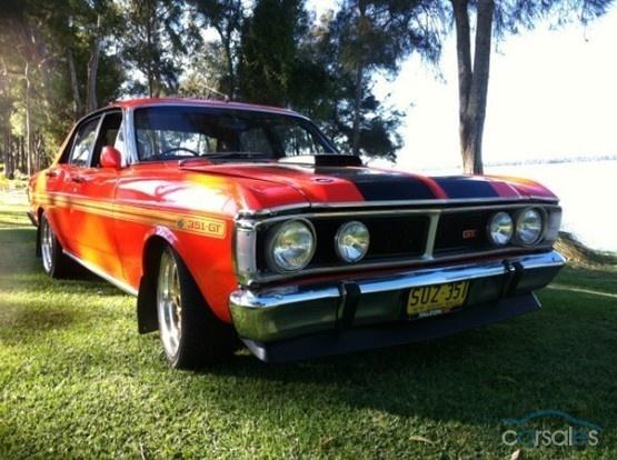 1971 FORD FALCON GT XY Sedan Private Cars For Sale in NSW - carsales.com.au