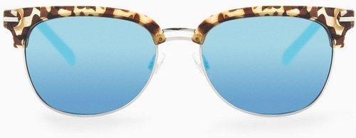 Mango Sluneční brýle vintage clubmaster