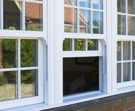 Colin's Sash Windows supply top quality uPVC sliding sash windows and doors that are ready to fit for only £249 plus VAT delivered across the UK.