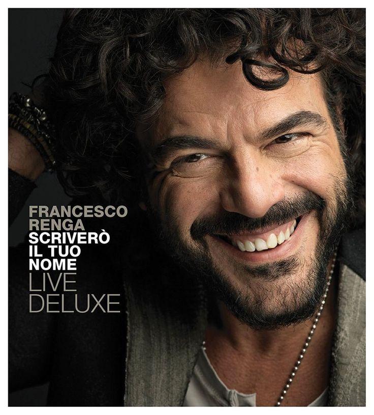 Renga Francesco - Scrivero' Il Tuo Nome Live-Ed. Deluxe 2CD  NuovoClicca qui per acquistarlo sul nostro store https://goo.gl/K6cETd