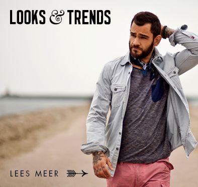 Tijd voor een frisse look en comfortabele kleding! Dstrezzed is een merk dat kwaliteit en comfortabele kleding levert. Een super hip merk voor de man! Check het hier @ http://www.bullsandbirds.com/merken/dstrezzed