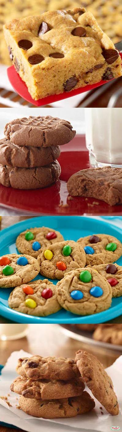 Try these 10 cookie recipes to keep your family guessing what's in the cookie jar.
