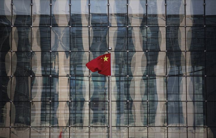 How did China's WTO entry affect its companies?