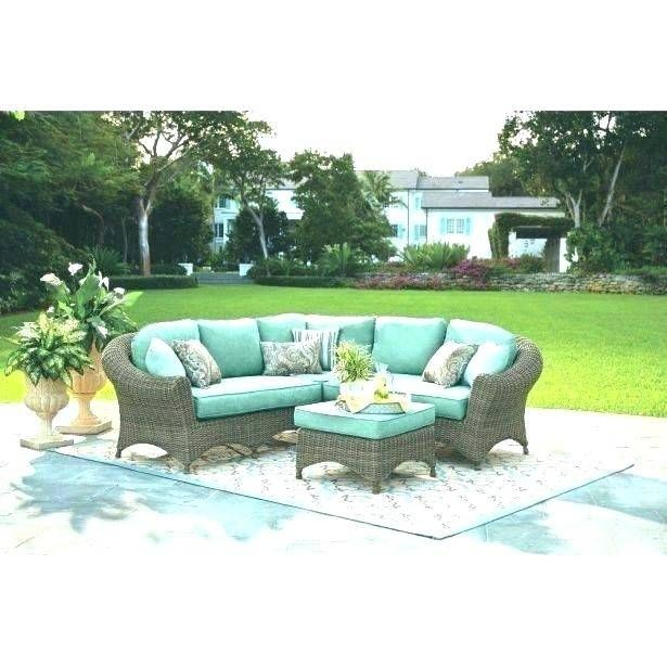Martha Stewart Living Outdoor Replacement Cushions