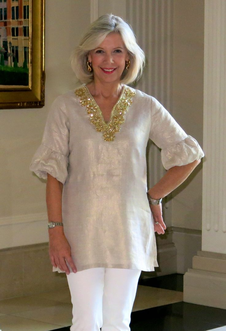 The Tunic Bible - Custom Necklines and Plackets