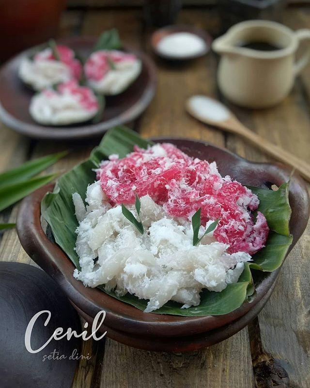 Resep Cara Membuat Cenil Enak Praktis Sederhana Oleh Setia Dini Resep Ide Makanan Resep Masakan Indonesia