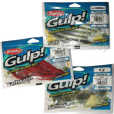 #Berkley gulp #artificial #fishing bait, View more on the LINK: http://www.zeppy.io/product/gb/2/281668636572/