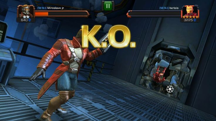 Star Lord vs Iron Man
