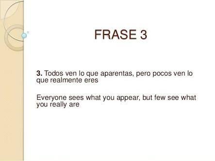 frases de amistad en ingles traducidas a español - Buscar con Google