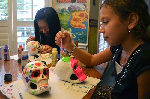 257 best seasonal october fall pumpkins halloween for Day of the dead crafts for preschoolers