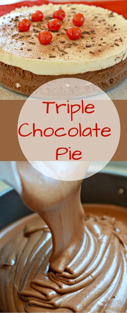 ... about PIES on Pinterest   Cream Pies, Ice Cream Pies and Hawaiian Pie