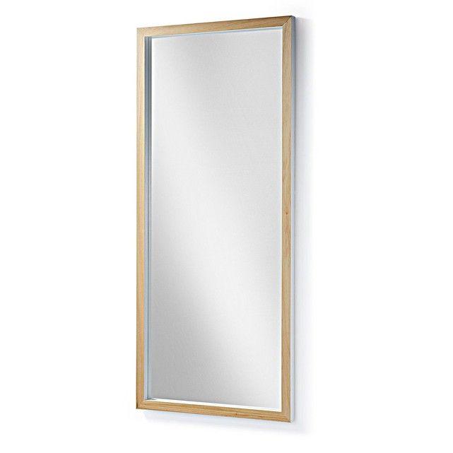 Miroir Enzo, blanc 78x178 cm KAVEHOME