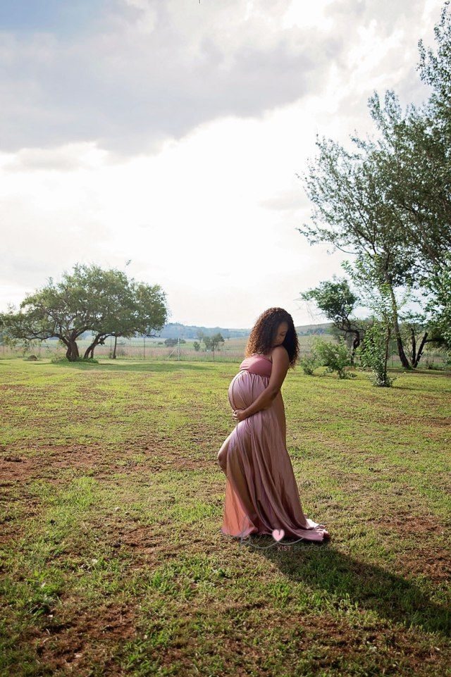 Forest Maternity Session - Johannesburg - Kist Photography