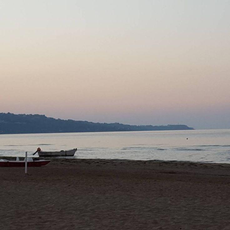 #sunset  #vastomarina #abruzzo #italy🇮🇹