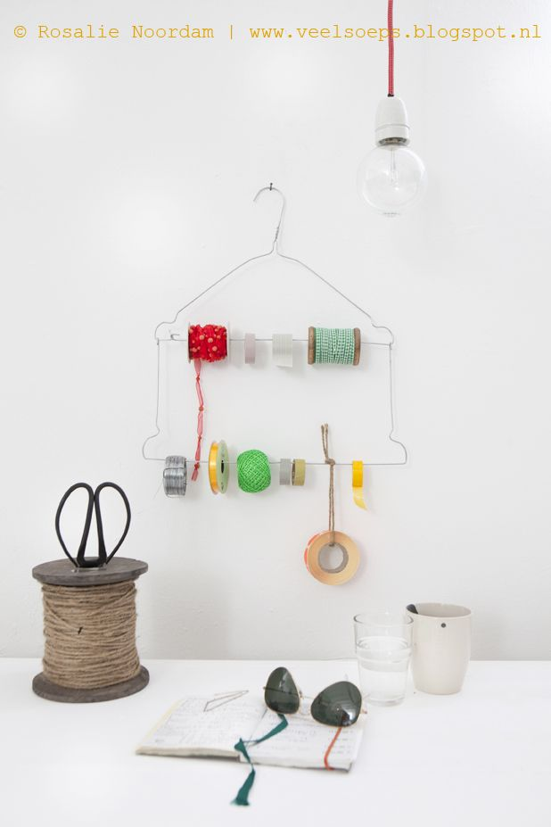 194 best Clothes hanger crafts images on Pinterest | Hanger crafts ...