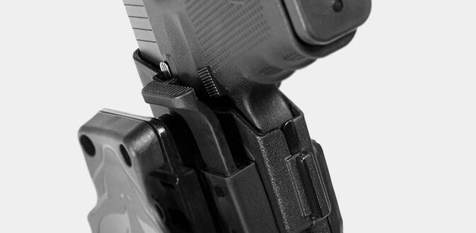 Alien Gear Holsters manufactures the finest American-made concealed carry holsters. With over 500+ options, we have a large variety of gun-specific concealed carry holsters. We pride ourselves on holster innovation. By constantly improving our products, we provide the best concealed carry holsters on the market.