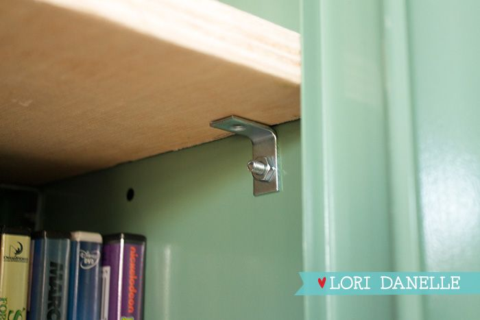 Diy Lockers As Dvd Storage Diy Dvd Storage Diy Locker