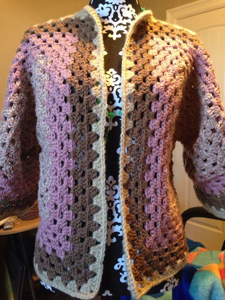 hexagon sweater