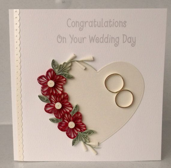 17 Best ideas about Wedding Congratulations Card on ...