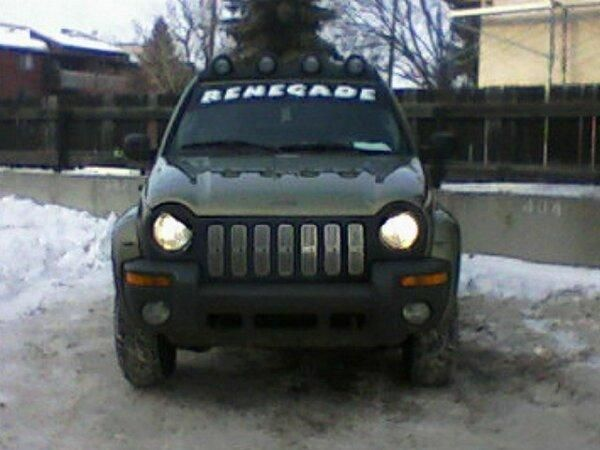 2002 Jeep Liberty Mods | comptonized's 2002 Jeep Liberty Renegade Utility 4D in edmonton, AB