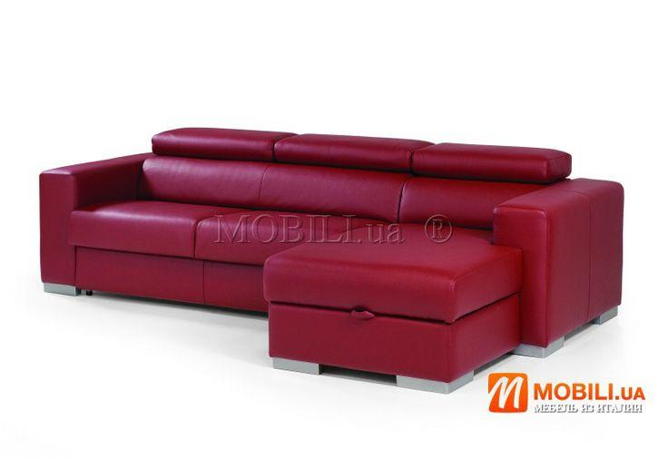APOLLO угловой диван раскладывающийся вперед, ортопедический MOBILI DIVANI (1)