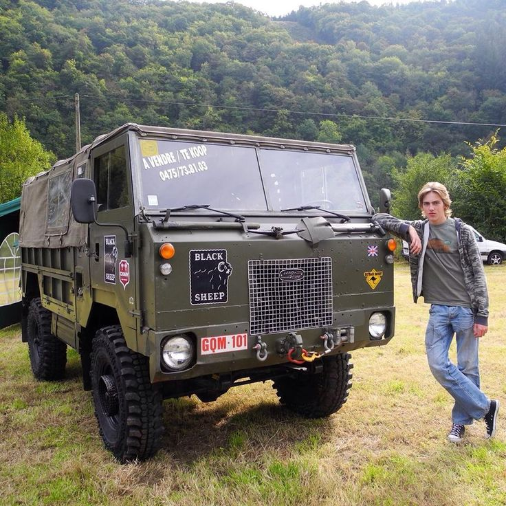 197 Best Images About LAnd ROver