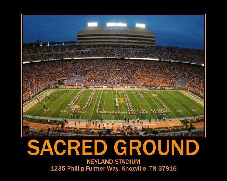 Neyland stadium Neyland stadium, Tennessee football