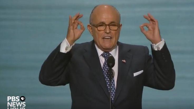 Freemason Rudy Giuliani Is in the Lead to Be Freemason Trump's ...
