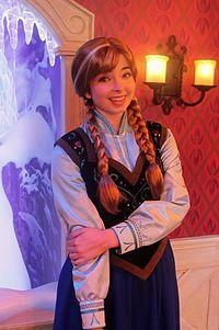 Anna (Disney) - Wikipedia, the free encyclopedia
