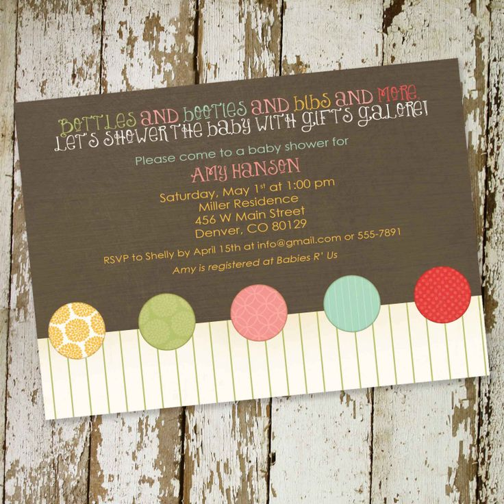 inspirational baby shower invitation wording%0A baby shower invite