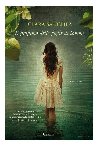 Bellissimo libro lo consiglio a tutti... il profumo delle foglie di limone:)