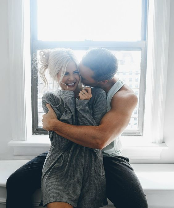 String arms around you is such a wonderful feeling. So safe and cuddly.