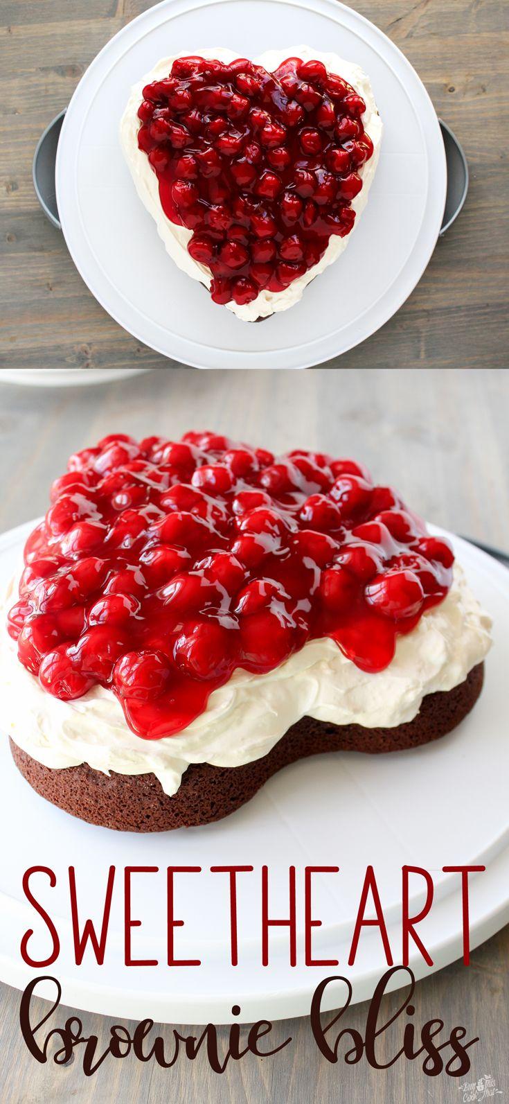 Chocolate. Cheesecake. Cherries.   I think we're…Edit description