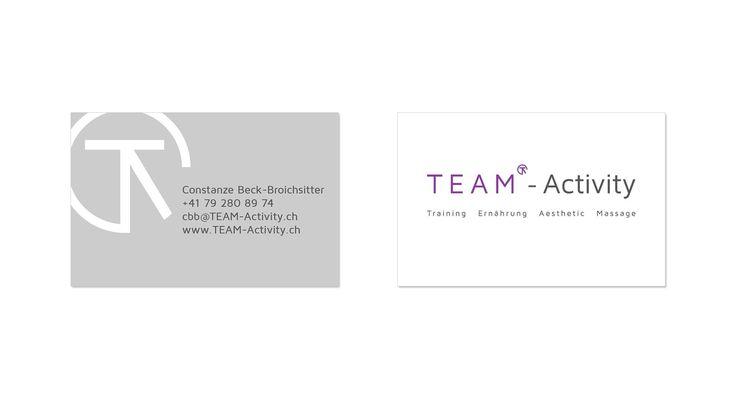 Für @team_activity habe ich auf der Vorderseite nur das Logo platziert und auf der Rückseite alle nötigen Kontaktdaten. Die Adresse war in diesem Fall überflüssig, da @team_activity ein mobiles Konzept verfolgt ohne festen Standort. --- #grafikloft #teamactivity #visitenkarte #businesscard #print #printmedia #brand #branding #corporate #corporatedesign #art #graphicdesign #graphic