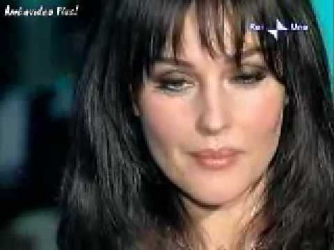 Eros Ramazzotti - Piu Bella cosa (Monica Belluci - mas bella que nunca)